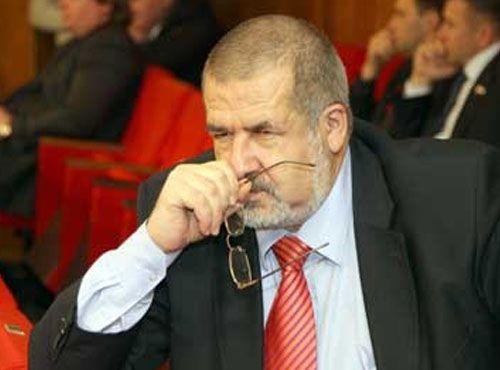 Обсуждение поставок воды в оккупированный Крым должно происходить с участием Меджлиса, - Чубаров - Цензор.НЕТ 7762